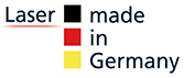 Logo Laser made in Germany