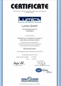 lumics-patents-urkunde_patent