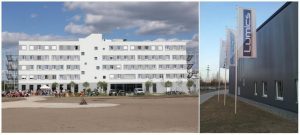 Lumics' new facilities in Berlin-Marzahn